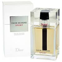 Мужская туалетная вода Christian Dior Sport Homme (Кристиан Диор Спорт Хом) реплика