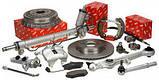 Тормозные колодки, барабаны, диски на МАН - MAN TGA M/L, XL, XXL, F90, L2000, фото 4