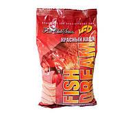 Прикормка Fish Dream Красный карп 0,8 кг/уп.