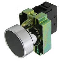 Кнопка  ВА21 чёрная 22mm  NC