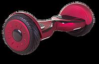 Гироскутер Smart Balance All Road - 10,5 дюймов Red-black (матовый)