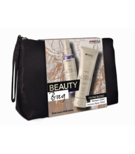 Набор Innova Divine Blond - Шампунь для светлых волос 250 мл+ Нейтрализатор спрей-кондиционе 150 мл+Косметичка - Красива Я в Одессе
