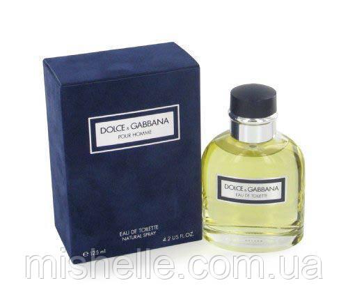 Мужская туалетная вода Dolce & Gabbana Pour Homme (Дольче  Габбана Пур Хом) реплика