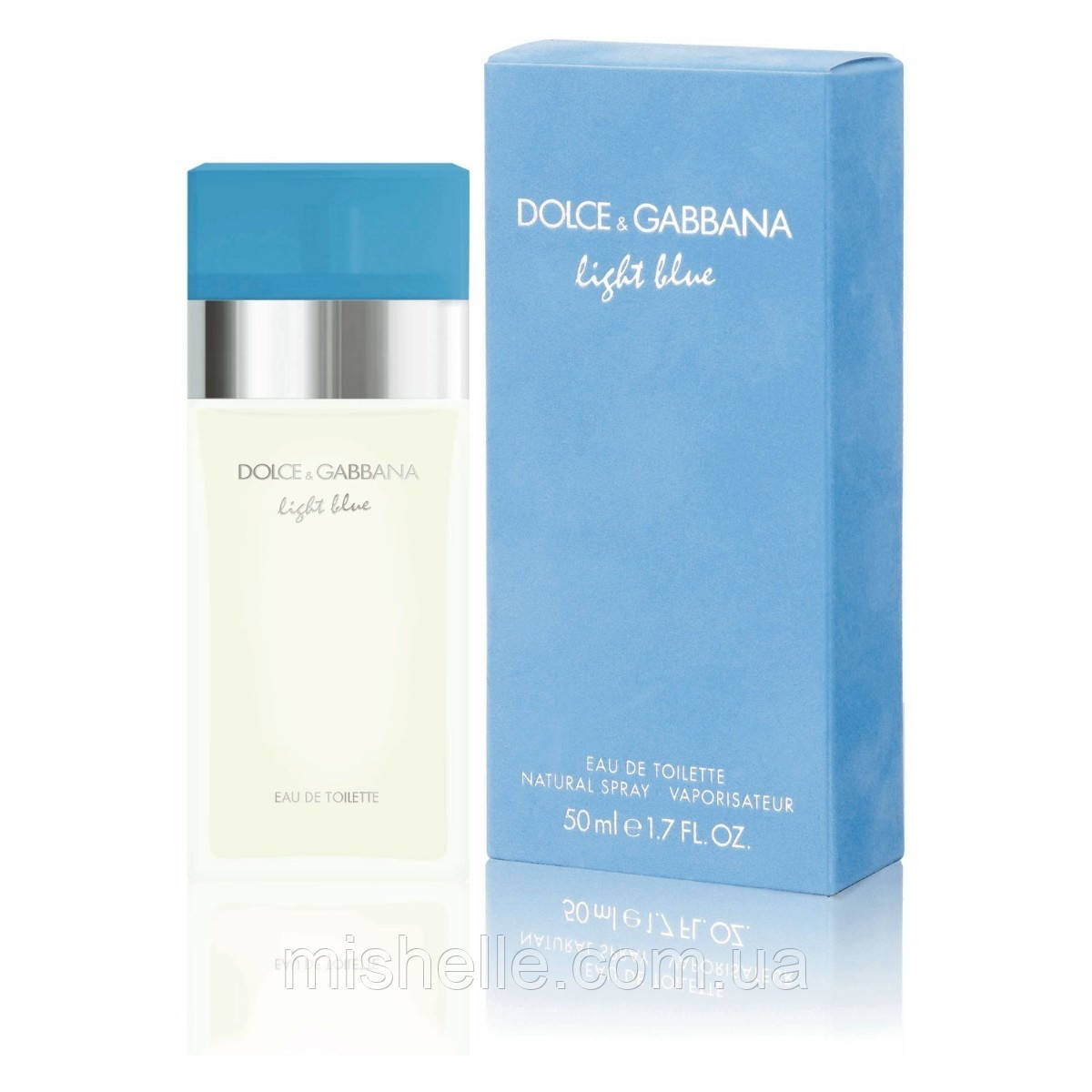 Женский парфюм Dolce & Gabbana Light Blue (Дольче  Габбана Лайт Блю) реплика