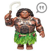 Интерактивная игрушка Мауи  Дисней из Моаны (Ваяна) Moana DISNEY STORE 31 см