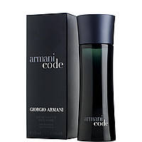 Мужская туалетная вода Giorgio Armani Code Pour Homme (Джорджио Армани Код Пур Хомм)