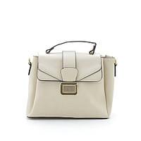 Женская сумочка через плечо L. Pigeon F1027 beige