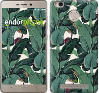 """Чехол на Xiaomi Redmi 4X Банановые листья """"3078c-778"""""""