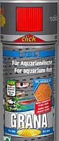 """JBL GranoMix Click 250mл/110g  основной корм в виде гранул класа """"премиум"""" для мелких рыб с дозатором"""