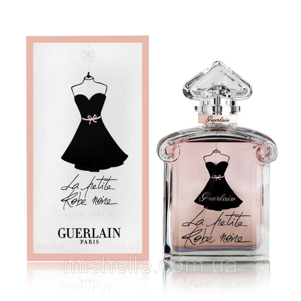 Туалетная вода Guerlain La Petite Robe Noir Eau de Toilette (Герлен Ля Петит Робе Нуар Эу Туалет) реплика