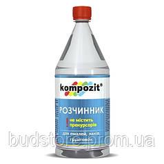 Растворитель Кompozit 1 л