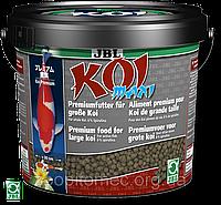 JBL Koi maxi 5,5l/2140g (корм в виде гранул для крупных карпов Кои (более 30см))