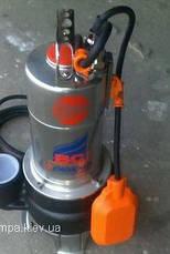 Насос погружной, фекальный, дренажный Pedrollo BCm 10/50 ST (нерж) 10 м, 750 Вт, 36 м3/ч, 12 м, фото 3