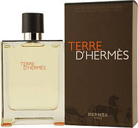 Мужская парфюмированная вода Hermes Terre D`Hermes (Гермес Терре Де Гермес), фото 1
