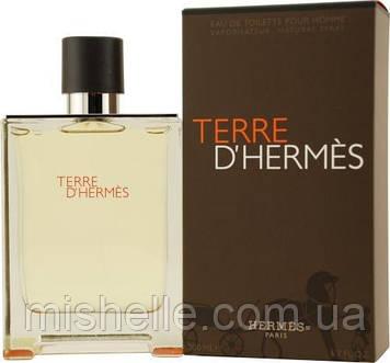 Мужская парфюмированная вода Hermes Terre D`Hermes (Гермес Терре Де Гермес)