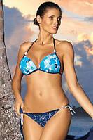 Неотразимый купальник бикини Anette от TM Marko (Польша) Синий