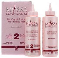 Набор для биозавивки слабых окрашенных волос Green Light Mossa № 2 90+ 100 мл