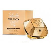 Женский парфюм Paco Rabanne Lady Million (Пако Рабан Леди Миллион)