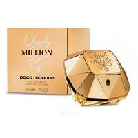Женский парфюм Paco Rabanne Lady Million (Пако Рабан Леди Миллион)