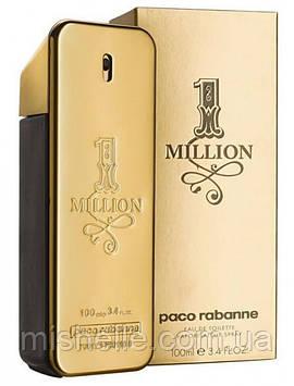 Мужской парфюм Paco Rabanne 1 Million (Пако Рабан (один)Ван Миллион) 100 мл.