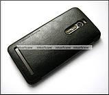 Черный чехол книжка Asus Zenfone 2 Ze551ML Z00AD Z00ADB, чехол Nillkin QIN Leather, фото 3