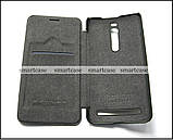 Черный чехол книжка Asus Zenfone 2 Ze551ML Z00AD Z00ADB, чехол Nillkin QIN Leather, фото 4