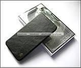 Черный чехол книжка Asus Zenfone 2 Ze551ML Z00AD Z00ADB, чехол Nillkin QIN Leather, фото 6