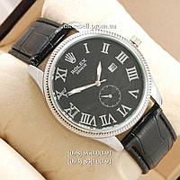 Часы Rolex 4207 Geneve Black/Silver/Black