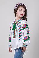 Вышиваннка для девочки с необыкновенным орнаментом, фото 1