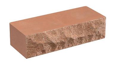 Облицовочный кирпич персиковый LAND BRICK скала 250х100х65 мм
