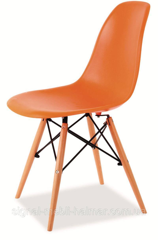 Кухонный стул Enzo оранжевый (Signal)