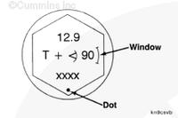 Маркировка болтов и моменты затяжки для двигателей Cummins ISB, ISBE