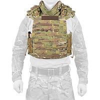 Бойовий костюм Plastoon Level 2 з балістичним матом та захистом шиї