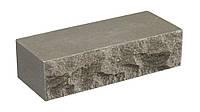 Кирпич облицовочный LAND BRICK Скала светло-серый 250х100х65 мм