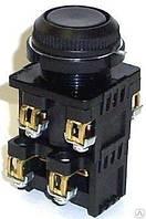 Кнопка КЕ-012 черный