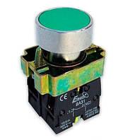Кнопка  ВА31  зелёная 22mm  NO + NC