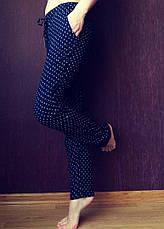 Женские летние штаны, БАТАЛ № 22, фото 3