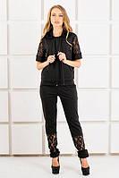 Спортивный костюм Рошаль (черный)