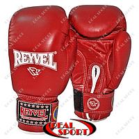 Боксерские перчатки кожаные ReyvelFBUBK020074-R