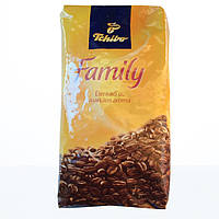 Кофе в зернах Tchibo Family 1кг
