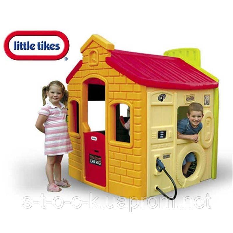 Игровой Домик Супергородок Little Tikes 444С