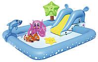 Детский басейн водная игровая площадка