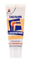 Крем-бальзам Сабельник с хондроитином восстанавливающий 75 мл