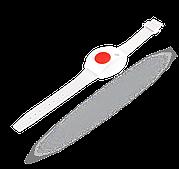RC-87 Беспроводная тревожная кнопка в виде браслета на запястье