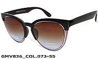 Качественные солнцезащитные очки GMV836 COL.073-55