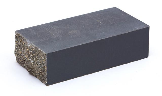 Кирпич облицовочный LAND BRICK Скала тычок серый 230х120х65 мм