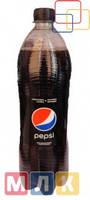 Pepsi Black, 1 л., ПЕТ