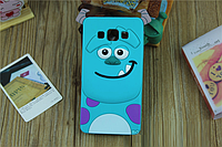 """Samsung J200F J2 оригинальный противоударный детский 3D чехол игрушка на телефон """"SALLEY САЛИВАН"""""""