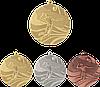"""Медаль """"Волейбол"""" MMC2250 с лентой"""