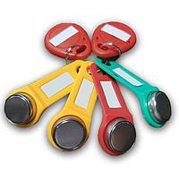 Универсальные ключи для домофона вездеходы 6-шт